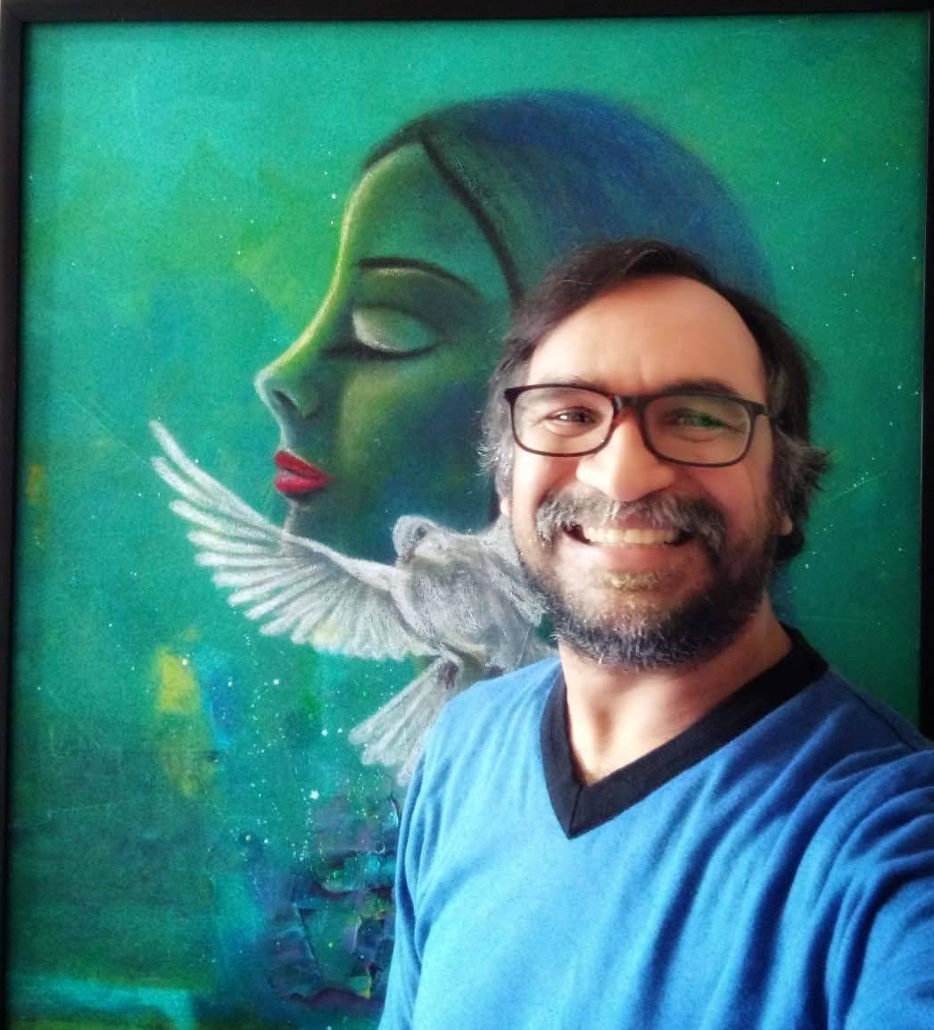 Ajay Chandak Paintings, India