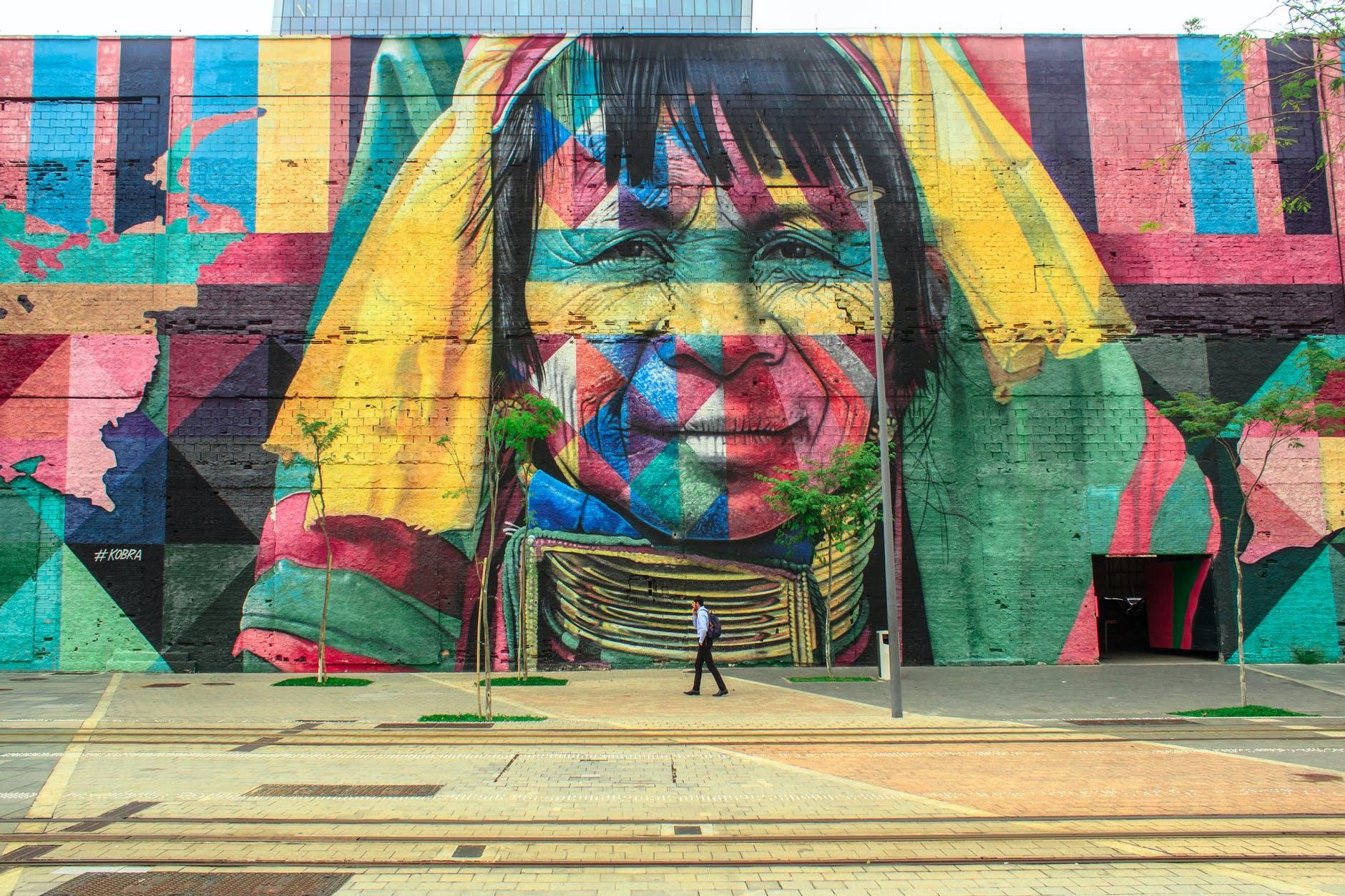 photo of woman portrait wall art
