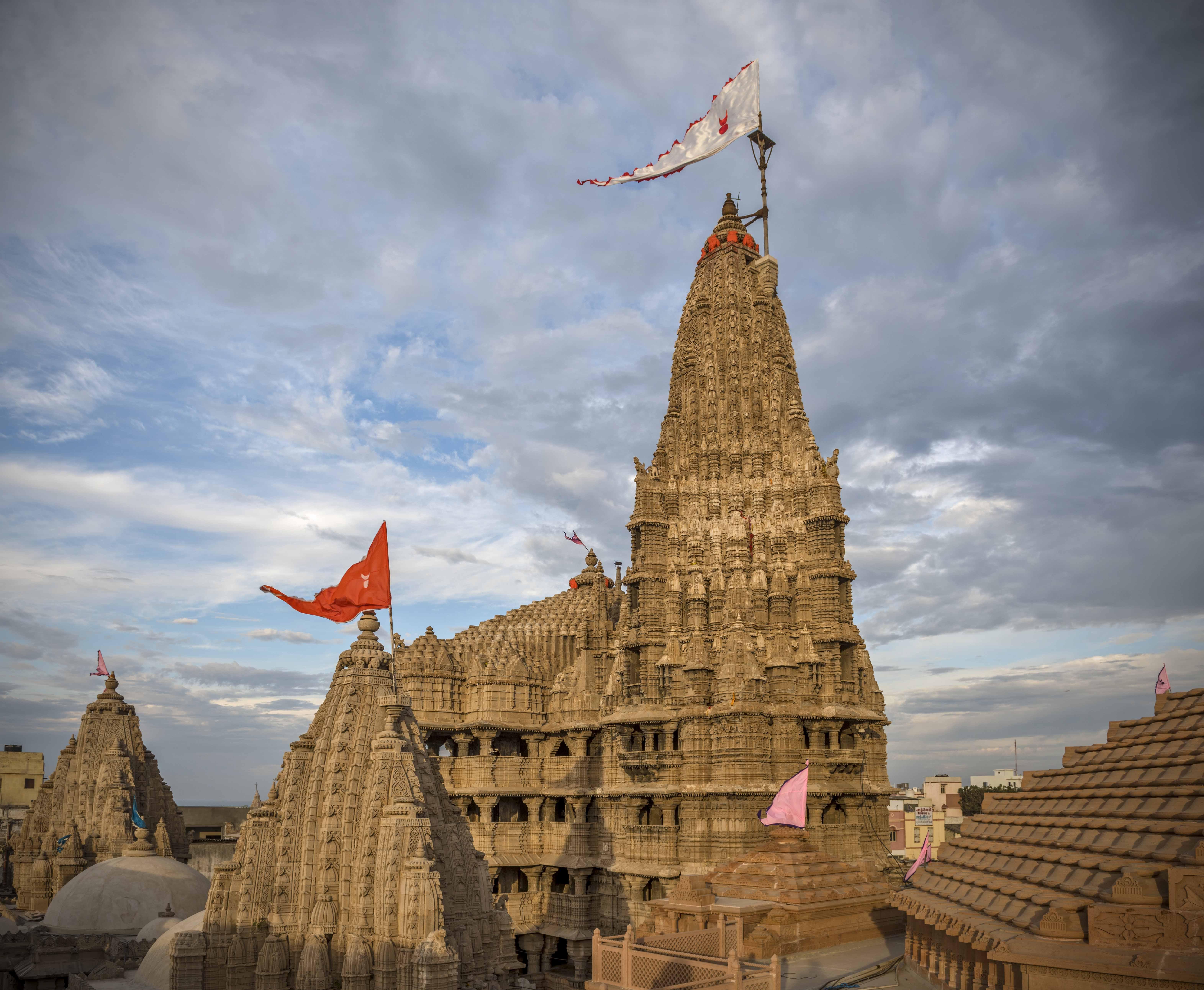 Dwarkadheesh temple, Dwarka, India
